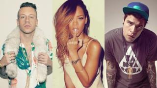 Album, artisti e brani più ascoltati nel 2013 su Spotify: Fedez è l'unico italiano