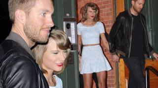Taylor Swift e Calvin Harris, convivenza dopo solo 3 mesi di relazione