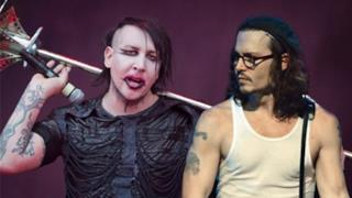 You're So Vain: ascolta la cover di Marilyn Manson e Johnny Depp