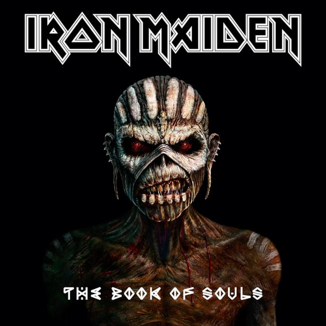 The book of soul, il nuovo album degli Iron maiden
