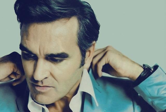 Morrissey, l'ex leader degli Smiths