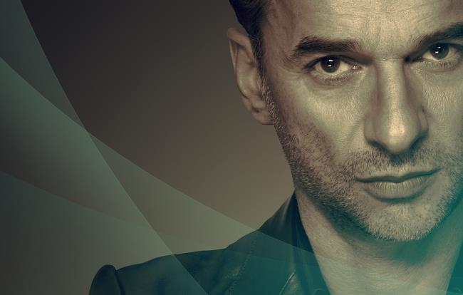 Dave Gahan, voce dei Depeche Mode