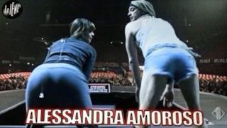 Alessandra Amoroso e il twerking