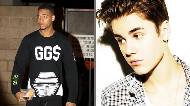 Justin Bieber e Lil Za