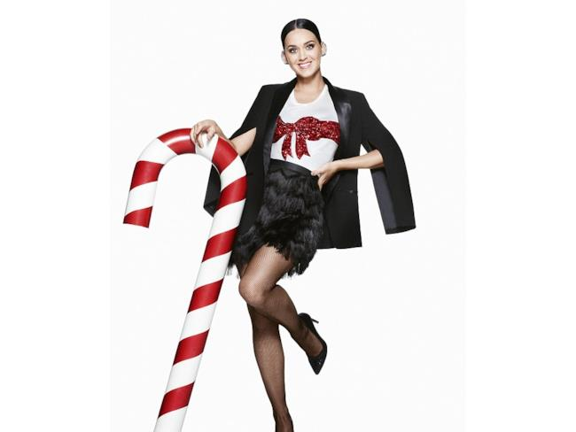 Katy Perry nuovo volto di H&M