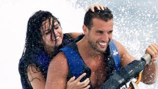 Selena Gomez al mare con Tommy Chiabra