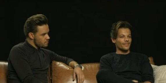 Liam Payne e Louis Tomlinson intervista a Good Morning Britain (ottobre 2015)