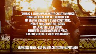 Francesco Renga: le migliori frasi delle canzoni