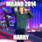 MILANO 2014 HARRY