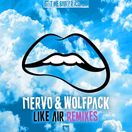 Like Air (Remixes) - EP