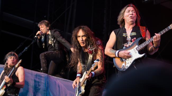 Gli Iron Maiden suoneranno in Cina