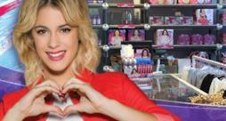 Foto merchandising Violetta