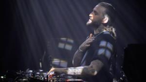Steve Angello, DJ e producer svedese di origini greche.