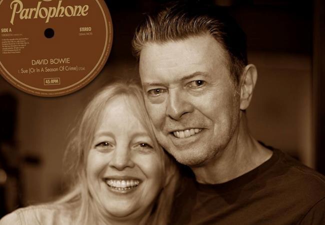 David Bowie: Sue (Or In A Season Of Crime)