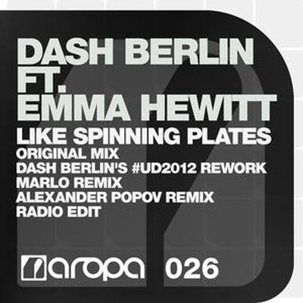 Like Spinning Plates (Remixes) [feat. Emma Hewitt] - EP
