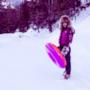 Rihanna sulle piste da sci di Aspen per il suo compleanno