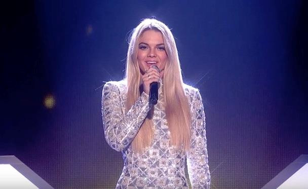Louisa Johnson, la vincitrice di X Factor UK 2015
