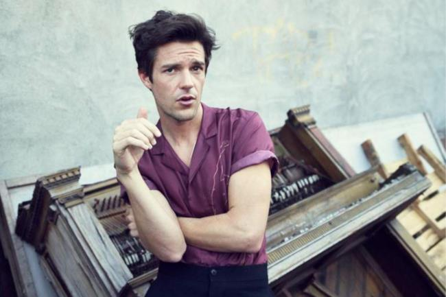 Brandon Flowers, il leader dei Killers