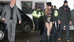 Lady Gaga in Russia [FOTO]