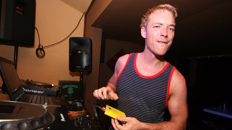 Diplo party