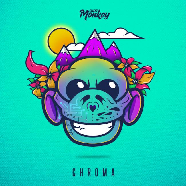 Cover album CHROMA Dirt Moneky