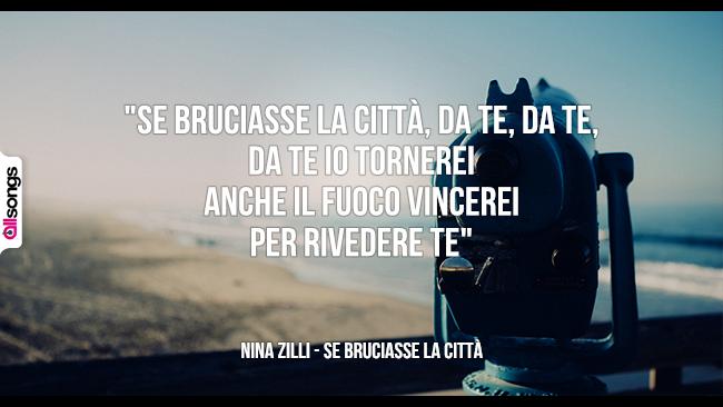 Nina Zilli: le migliori frasi dei testi delle canzoni