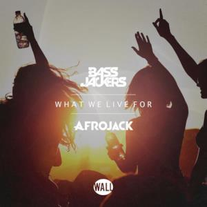 What We Live For - Single