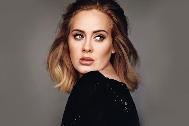 La popstar Adele