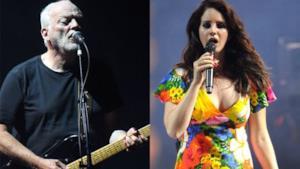 David Gilmour e Lana Del Rey