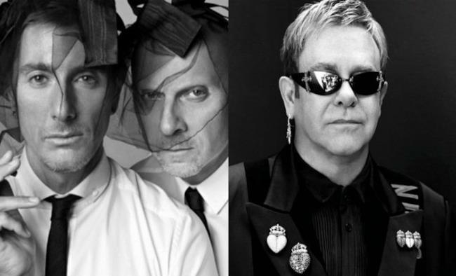 Dolce & Gabbana ed Elton John