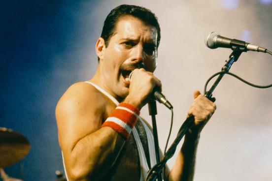 Freddie Mercury dei Queen
