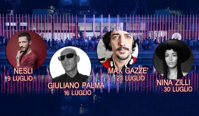 Nesli, Giuliano Palma, Max Gazzè e Nina Zilli