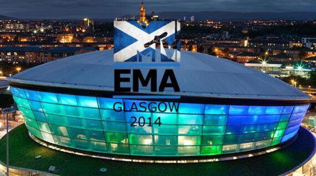 L'SSE Hydro di Glasgow sede degli MTV EMA 2014