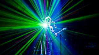 Muse, abbiamo pensato a un concerto nello spazio
