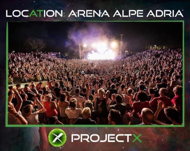 Project X Lignano