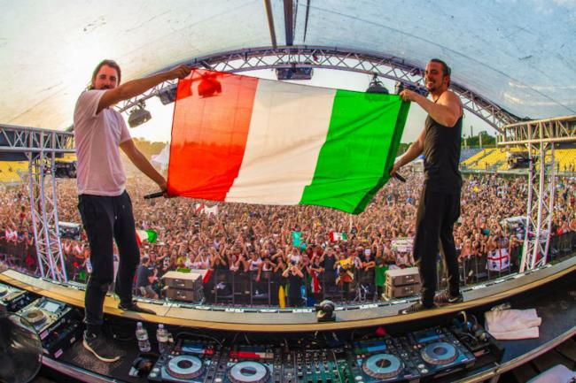 WiSH Outdoor Festival Italia: Dimitri Vegas & Like Mike