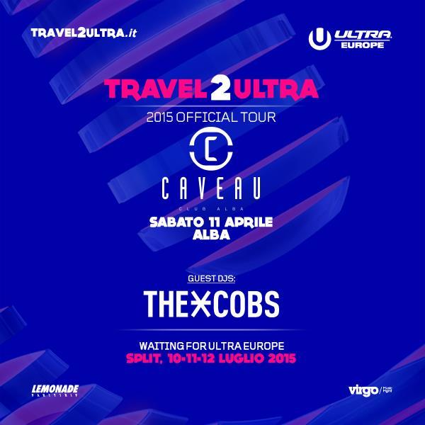 Tour Promozionale Ultra Europe