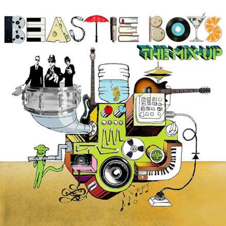 The Mix-Up (Bonus Tracks) - EP