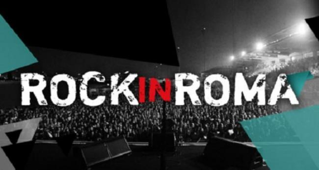 Logo Rock in Roma