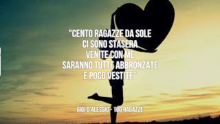 Gigi D'Alessio: le migliori frasi delle canzoni