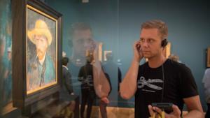 Il dj e produttore olandese al Van Gogh Museum