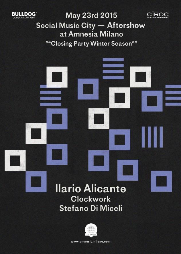 Ilario Alicante @ Amnesia