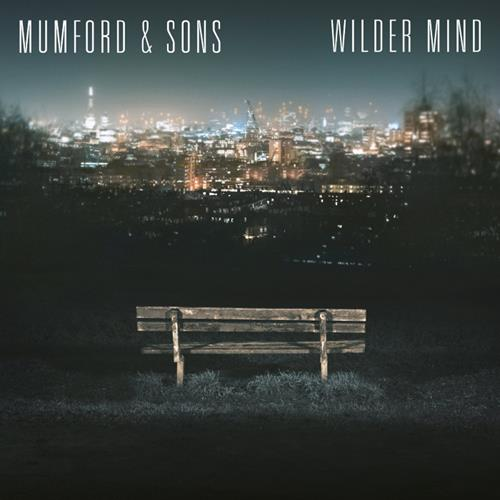 La cover di Wilder Mind dei Mumford & Sons