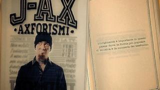 J-Ax Axforismi copertina libro