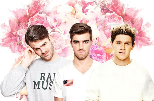 Il duo di dj statunitense The Chainsmokers