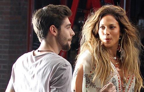 Jennifer Lopez e Alvaro Soler