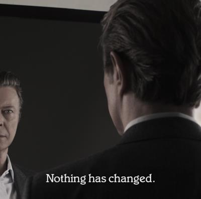 Una delle tre cover di Nothing Has Changed di David Bowie