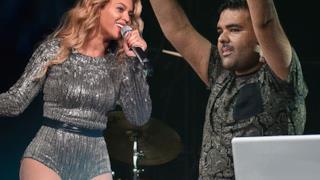 Beyoncé e Naughty Boy nella stessa foto