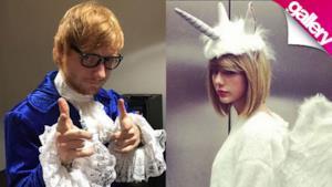 Halloween 2014, tutti i costumi delle popstar