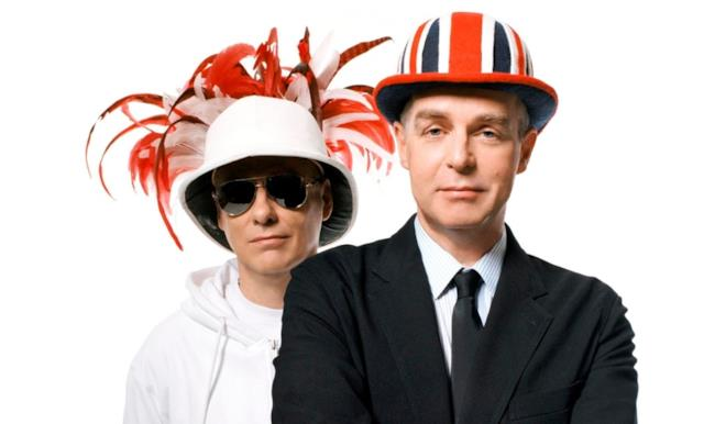 Il duo britannico Pet Shop Boys